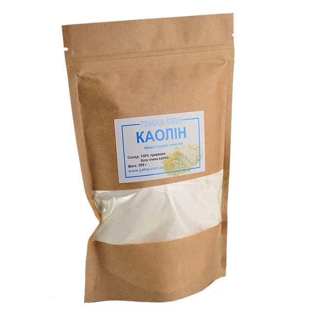 Купить Каолин. Белая глина очищенная. Магазин натуральные продукты ЯТНА.