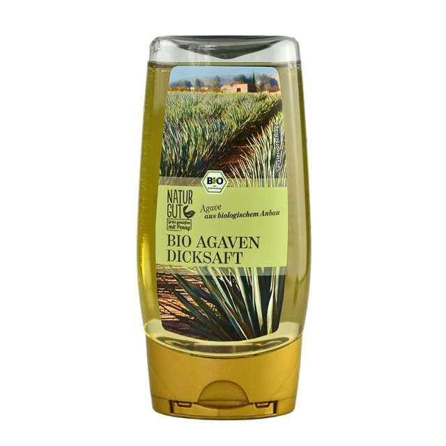 Купить Сироп агавы BIO Agaven Dicksaft Natur Gut. Магазин натуральные продукты ЯТНА.