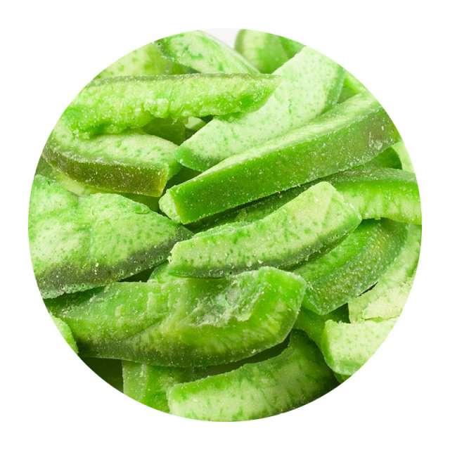 Купить Цукаты помело листочки. Магазин натуральные продукты ЯТНА.