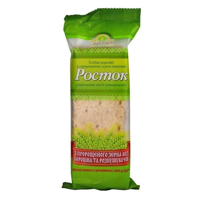 Купить Хлебцы Росток из пророщенных зерен пшеницы. Магазин натуральные продукты ЯТНА.