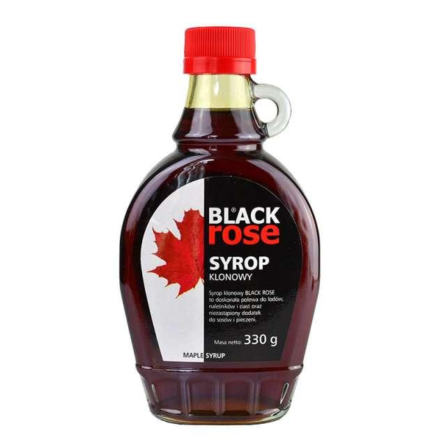 Купить кленовый Сироп Black Rose. Магазин натуральные продукты ЯТНА.