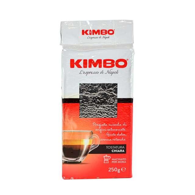 Купить кофе Kimbo Classico L'espresso di Napoli молотый 250 г. Магазин натуральные продукты ЯТНА