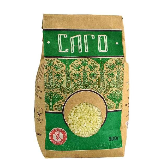 Купить Крупа Саго. Магазин натуральные продукты ЯТНА.