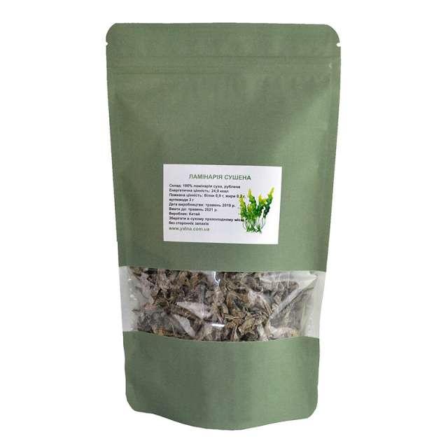Купить Ламинария сушеная. Магазин натуральные продукты ЯТНА.