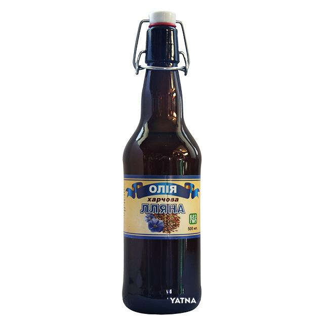 Льняное масло Украина.Купить масло насыщенное омега 3 кислотами