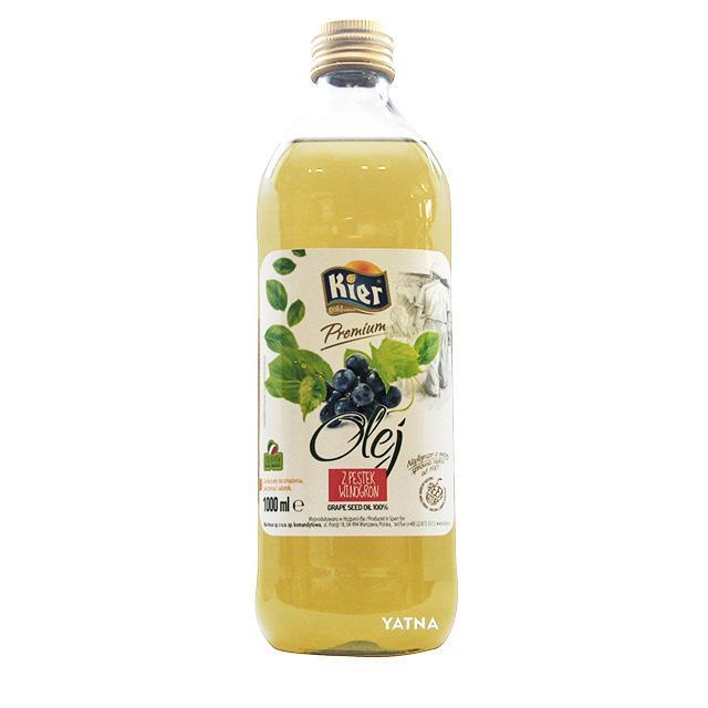 масло Kier Украина. Купить универсальное масло для холодных и горячих блюд