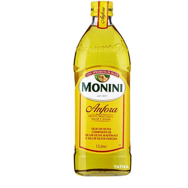 Оливковое масло Monini Anfora Украина. Купить масло для жарки