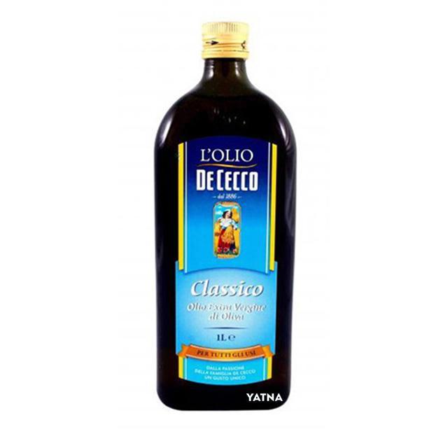 Оливковое масло De Cecco Extra Virgine Украина. Купить универсальное масло для всех видов блюд