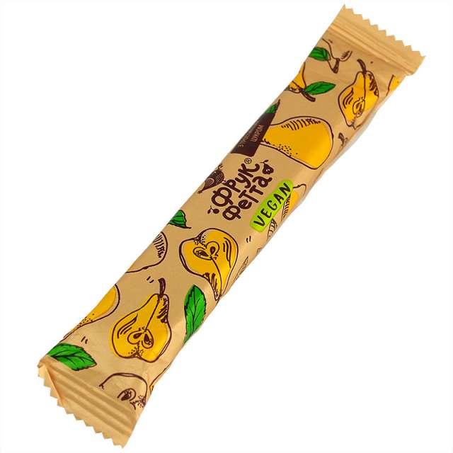 Купить Пастила Груша на тростниковом сахаре ФрукФетта. Магазин натуральные продукты ЯТНА.