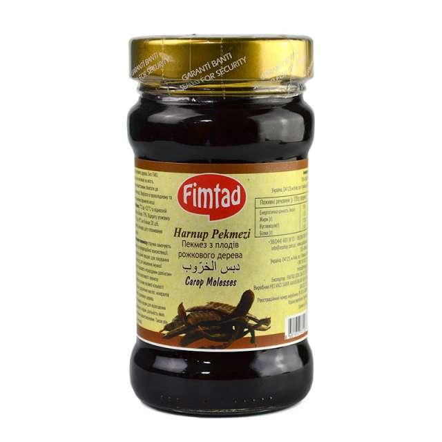 Купить пекмез Fimtad из плодов Рожкового дерева. Магазин натуральные продукты ЯТНА.