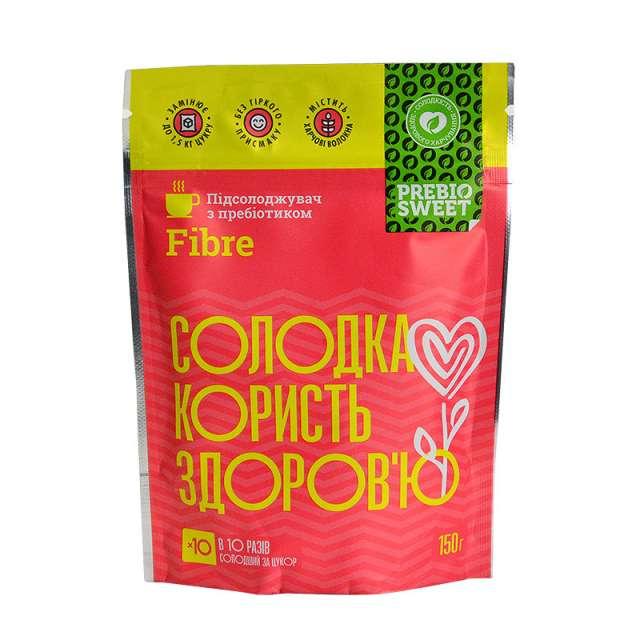 Купить Сахарозаменитель Prebio Sweet Fibre. Магазин натуральные продукты ЯТНА.