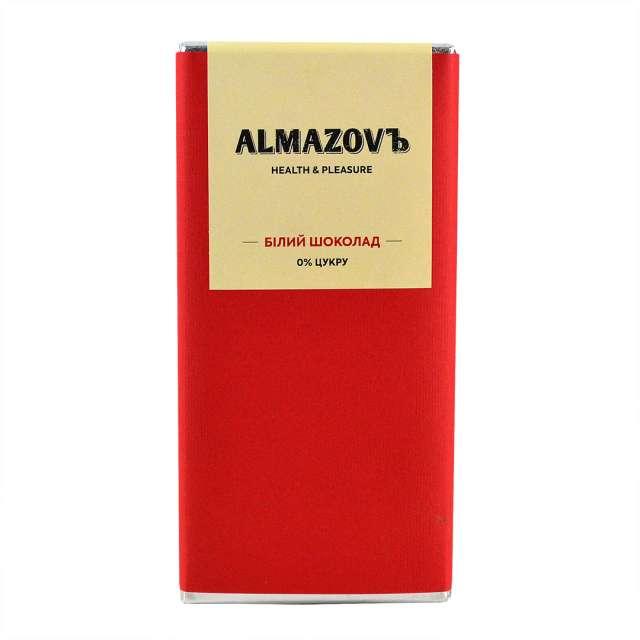 Купить Белый шоколад Almazovъ. Магазин натуральные продукты ЯТНА.