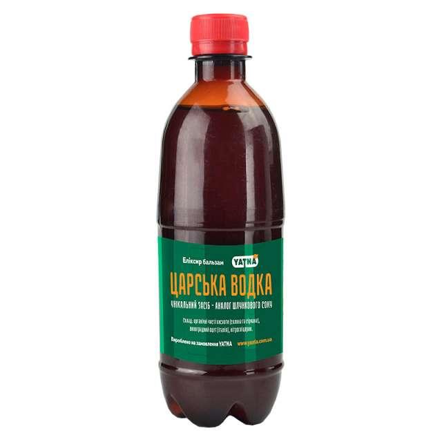 Купить Эликсир. Бальзам Царская водка. Магазин натуральные продукты ЯТНА.
