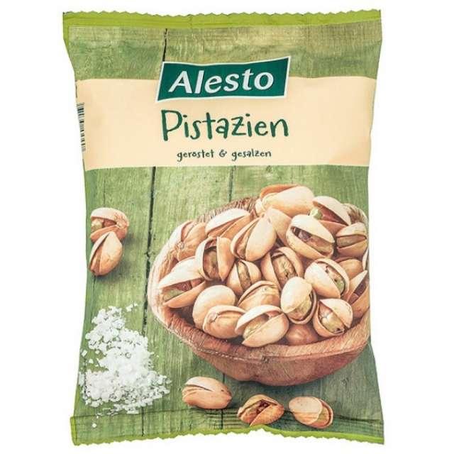 Фисташки Alesto соленые жареные. Купить Магазин натуральные продукты ЯТНА
