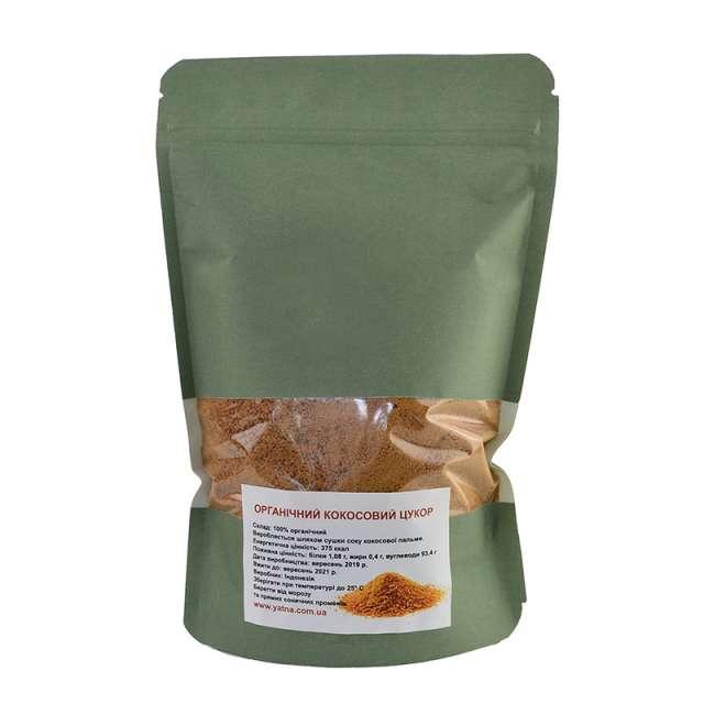 Купить кокосовый сахар органический. Магазин натуральные продукты ЯТНА.