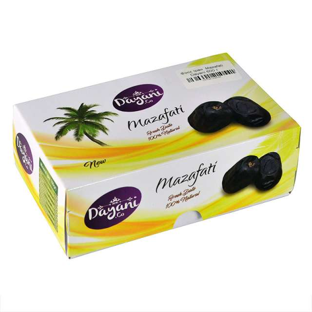Купить Финики Dayani Mazafati. Магазин натуральные продукты ЯТНА.