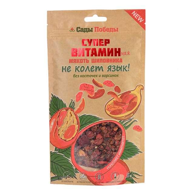 Купить обезвоженная Мякоть Шиповника Высоковитаминный. Магазин натуральные продукты ЯТНА.