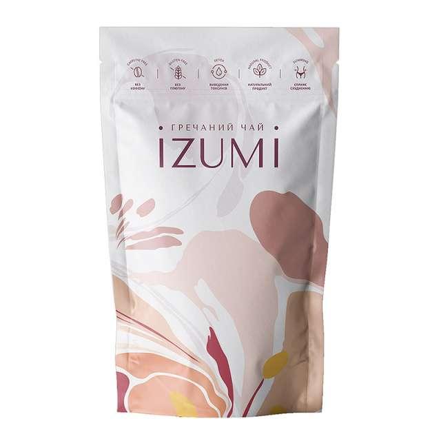 Купить Зеленый Гречишный чай IZUMI. Магазин натуральные продукты ЯТНА.